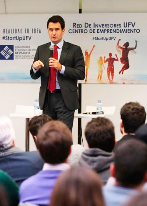 Pablo Gimeno Sánchez conferencias