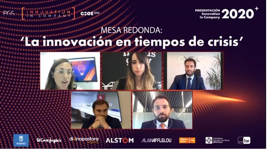 Presentación 'Innovation in Company 2020'